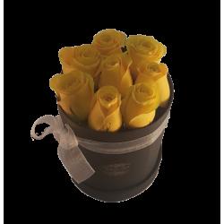 Cilindro 8 Rosas